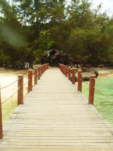 Welcome to Sapi Island