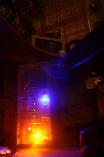 Komodo 3 - LEDs