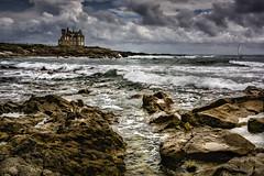 Brittany Coast (stilk50) Tags: coast sea waves rocks france brittany