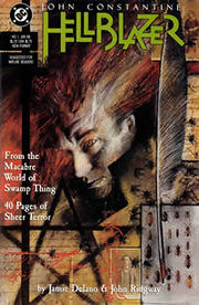 Vertigo Comics Hellblazer