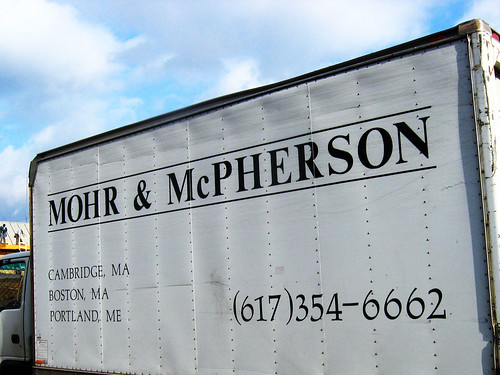 mohr & mc pherson