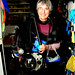 World Famous Underwater Photographer: Cathy Church, carrying equipment