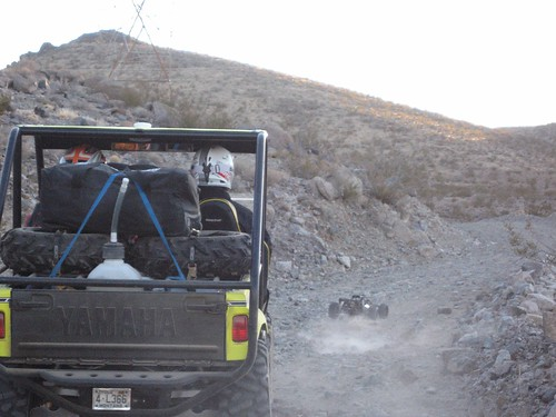 Baja 5B goes from Barstow, California to Primm, Nevada - 120 miles!