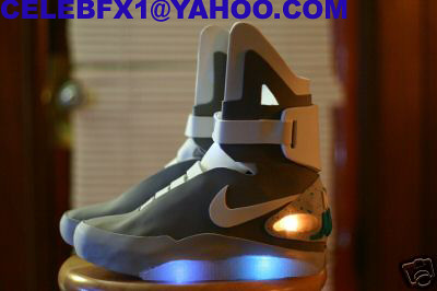 celebfx1 BTTF NIKE SHOES MADE IN CHINA
