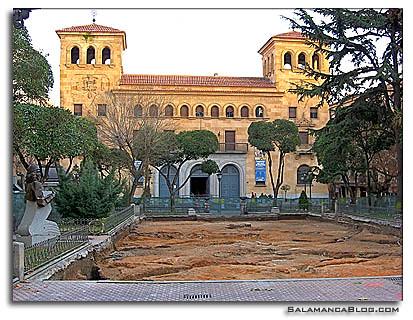 Los Bandos, la UNESCO y el Ministerio de Cultura