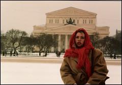 Bolshoi (minus 27 degrees C) (Simon_K) Tags: ballet snow cold ice russia atheism moscow freezing 1985 marxism socialism sovietunion ussr cccp ironcurtain jek leninism warsawpact bolshoiballet 6millionpeople scientificatheism