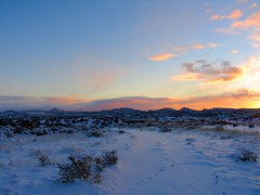 snowrise (CaZen) Tags: snow newmexico southwest west nature weather america sunrise landscape landscapes western bestnaturetnc06