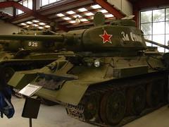 Russian T-34 - WWII (JeffHartley) Tags: tanks