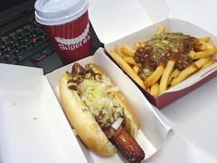 Superdog Dinner  :'-(