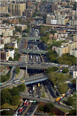 The Cross Bronx Expressway