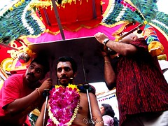 The men behind the Kavadi