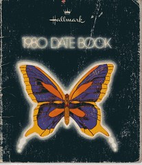 eightiesness (12by0) Tags: notmine scans 80s eighties hallmark datebook