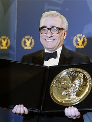 Scorsese Director's Guild Awards