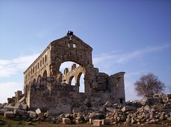 Kharab Al-Shams. Dead Cities Heritage