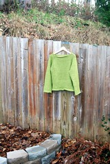 Hourglass Sweater - Big