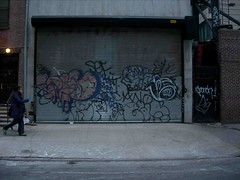 Serf, Werds (Wood, Metal, Glass, Wicker and More) Tags: new york nyc ny newyork graffiti paint hand tag graf cano spray vandal ear vandalism marker graff piece aerosol ricky rambo hollow throw drippy throwup sef earsnot serf illigal handstyle werds phonoh