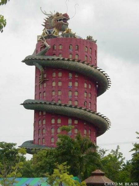 Thailandia hotel dragón