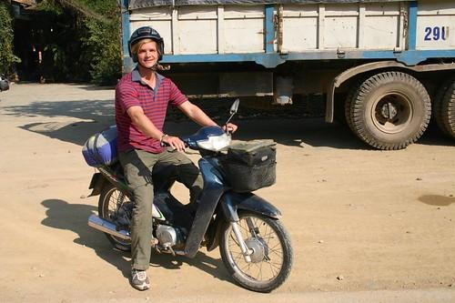 Leaving Phong Thu, NW Vietnam.