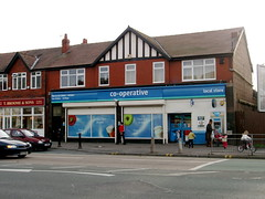 Hardy Lane Co-operative Store