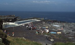 Trinkie4 (Sandy Beach Cat) Tags: sea pool rock swimming scotland swimmingpool tidalpool wick caithness trinkie