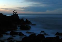 Peine de los vientos/Comb of winds (zubillaga61) Tags: landscape mar paisaje sansebastian donostia peinedelosvientos combofwinds