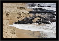 King Tide (Barbara J H) Tags: beach australia erosion qld surfers seashore hightide maroochydore kingtide supershot barbarajh maroochydorebeach