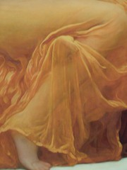 Flaming June (Yvonne Michelle) Tags: fineart flamingjune detailshot