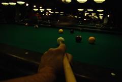 121: Playing billiards