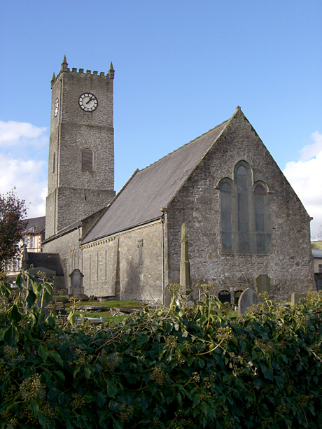 raphoe-church