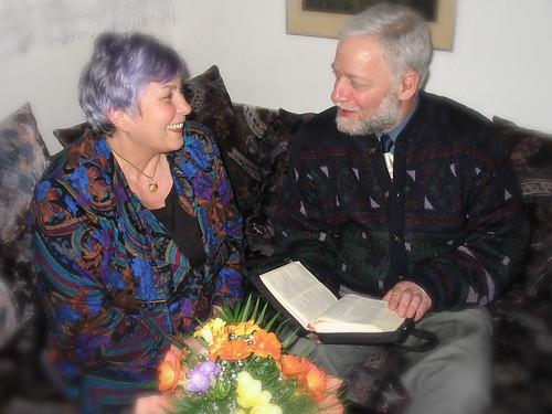 Zsuzsa and György Kovács