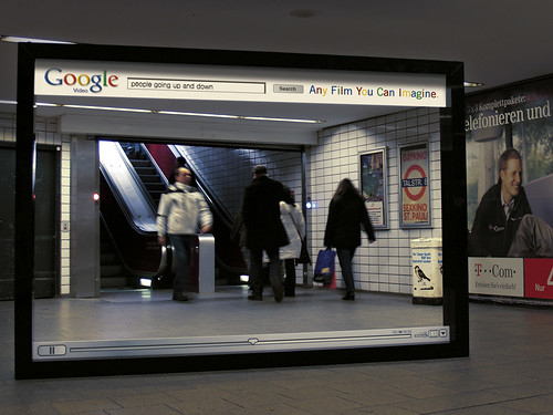 Google Video Underground.