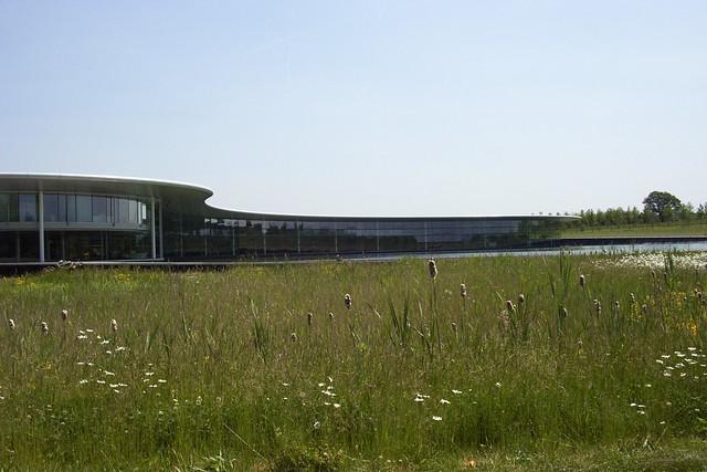 McLaren Technology Centre 013