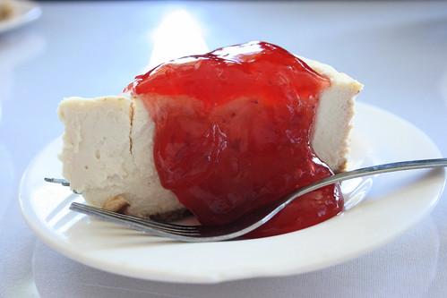 Strawberry Cheesecake from Grasshopper