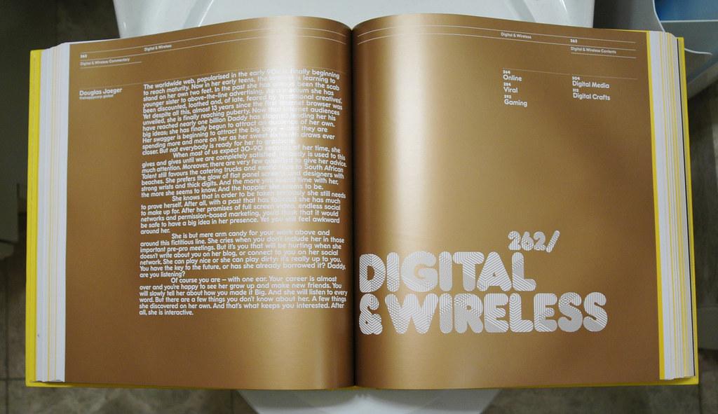 D&AD Annual 2006/44