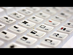 Apple Keyboard (with Avid shortcuts; Letterboxed)
