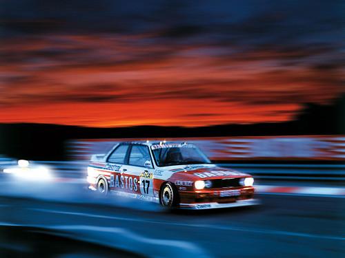 Bmw E30 M3 Racing 【高画質】壁紙にしたい Bmw 画像【カッコイイ写真】《cool