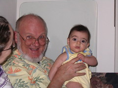 Dad and Nathanael