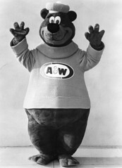 A&W Great Root Bear