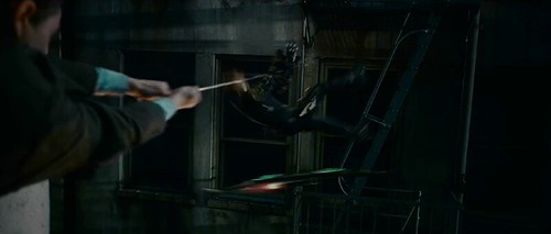 Peter Takes Harry Down