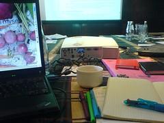 Workshoppin'