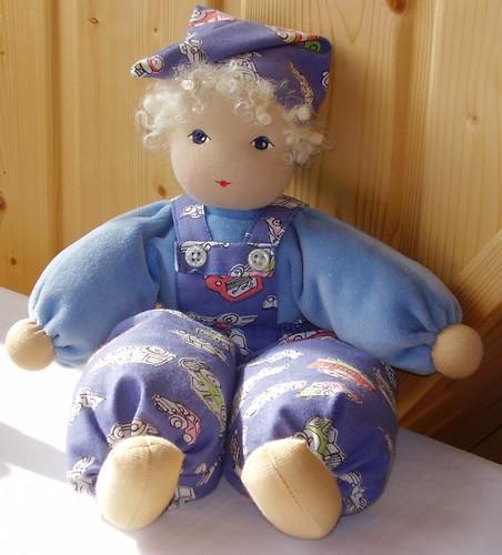 Steiner Doll Waldorfpuppe