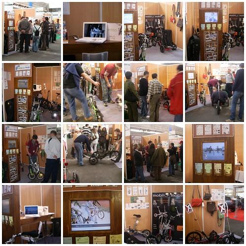 CaP's booth at Expo Evasão & 4x4 at Oeiras