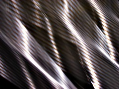 Abstract by camera toss (jver64) Tags: metal pentax cameratoss optios5i cameratossbyaccident