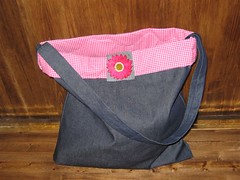 Gingham Bag