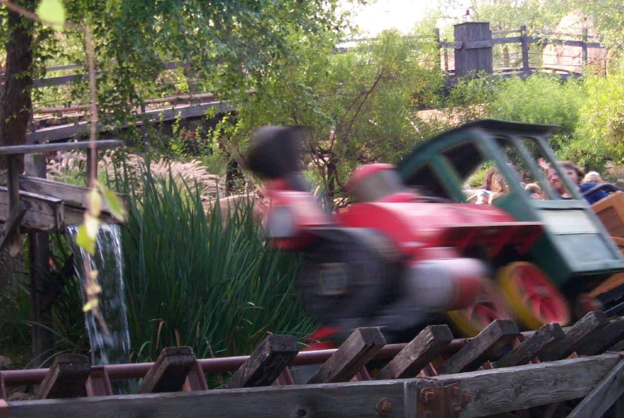 Fast Track - Disneyland