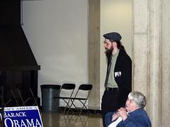 Barack Obama Thurston County Meeting - March 11, 2007 (theunabonger) Tags: washington evergreen olympia grassroots barackobama tesc grassrootsactivism theevergreenstatecollege obama2008 audacityofhope obamania