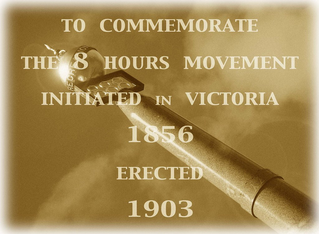 TEMPUS FUDGEIT - LABOUR DAY MARCH 12TH 1856- 2007
