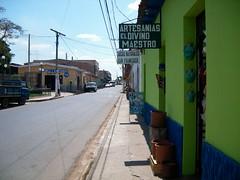 イロバスコの街並み