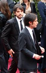 Diego and Gael (Ana Gremard) Tags: celebrity photography hollywood oscars academyawards gaelgarciabernal diegoluna