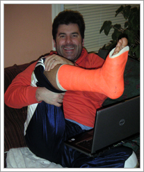 Happiness is an orange cast